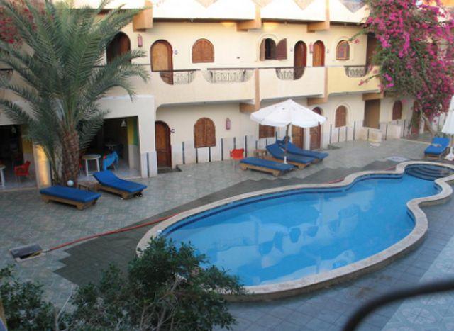 فندق دهب بلازا مصر