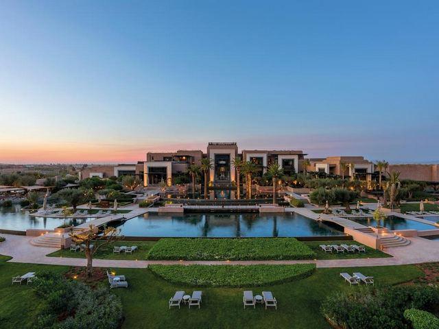 فنادق في مراكش خمس نجوم