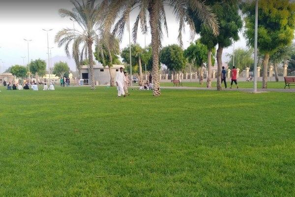 حدائق الفجيرة سياحة