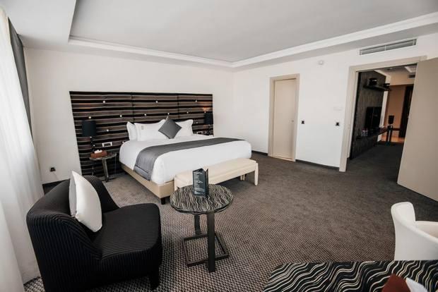 فندق موكادور الدار البيضاء المغرب