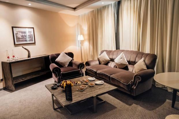 فندق موكادور في الدار البيضاء