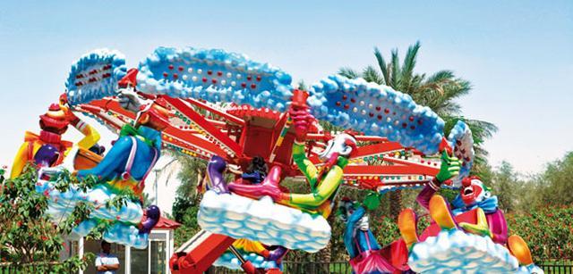 السياحة في مدينة العين الامارات