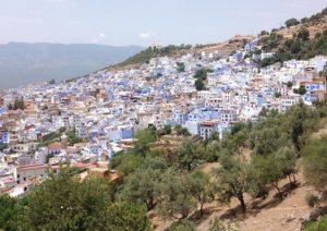 فنادق شفشاون الرخيصة في المغرب