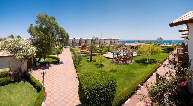فندق نجمة سيناء بدهب