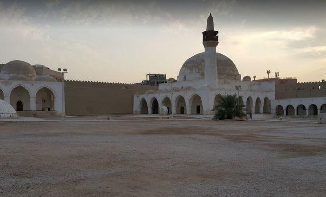 قصر ابراهيم في الاحساء
