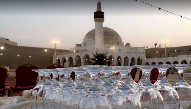 قصر ابراهيم في الاحساء السعودية