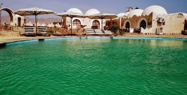 فندق لاجونا دهب مصر