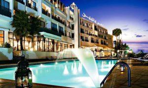 فندق المرينيين فاس المغرب