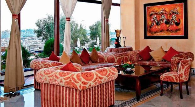 فندق المرينيين فاس في المغرب