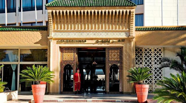 فندق المرينيين في فاس