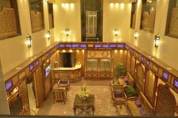 فندق ليفانت نجران السعودية