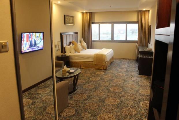 فندق اللوتس نجران السعودية