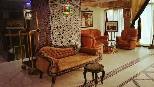 فندق المجلس الرباط المغرب