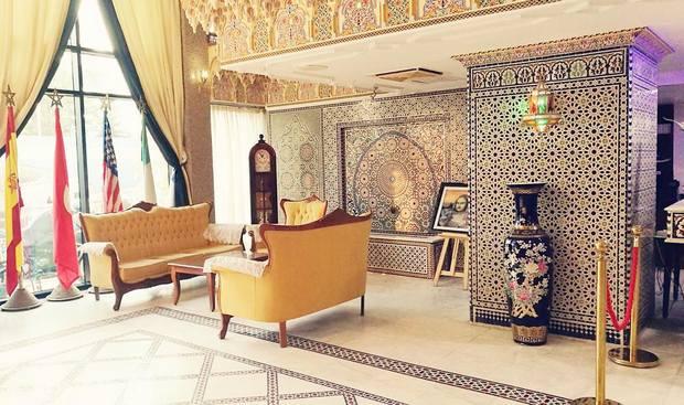 فندق المجلس الرباط في المغرب