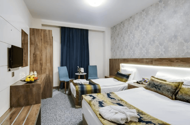 فنادق مرسين 3 نجوم