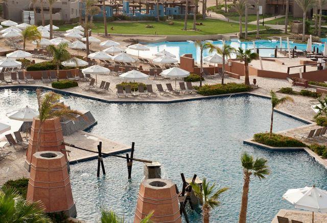 فندق بورتو غالب مرسى علم مصر