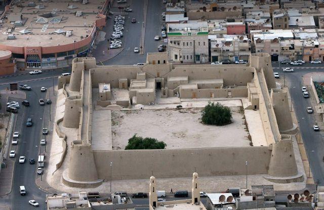قصر صاهود الاحساء