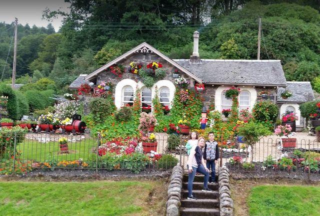 الريف الاسكتلندي