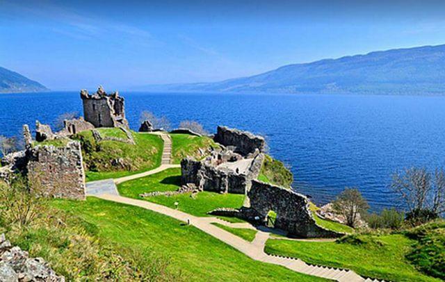 افضل الاماكن في الريف الاسكتلندي