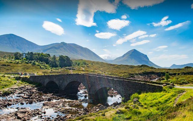 اجمل اماكن الريف الاسكتلندي