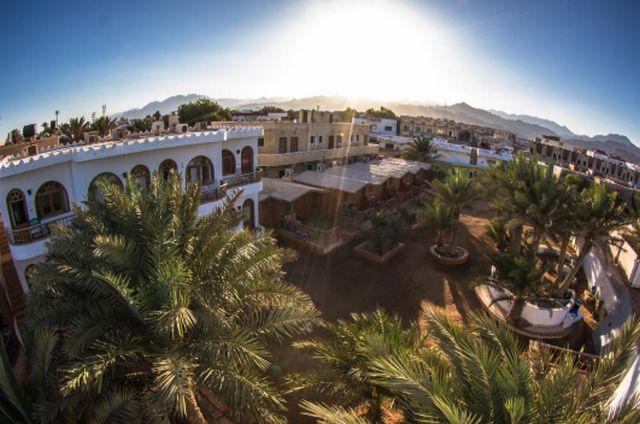 فندق شمس بدهب