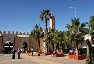 سوق الاحد في اغادير