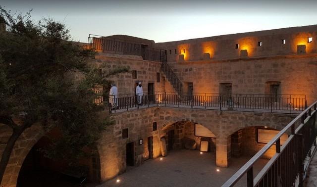 قلعة تبوك في السعودية