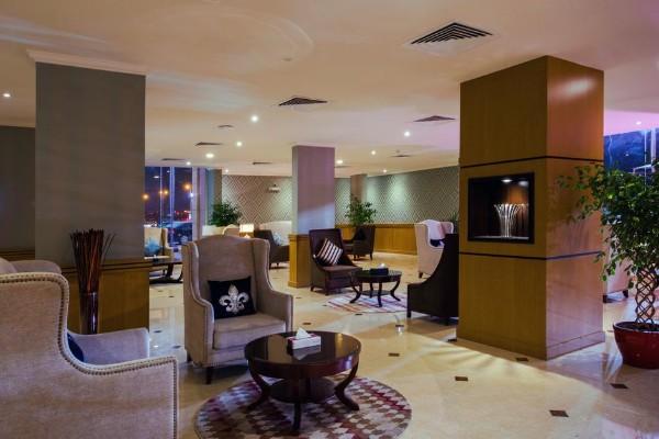 فندق تالين مدينة الاحساء