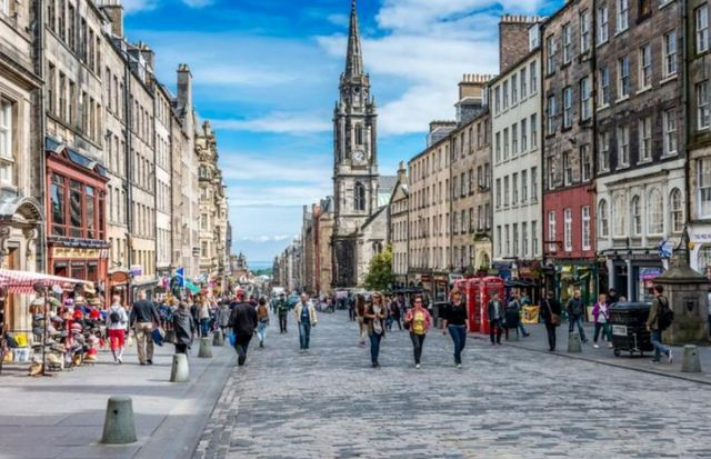 سياحة اسكتلندا