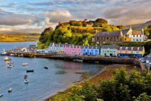 السياحة في اسكتلندا