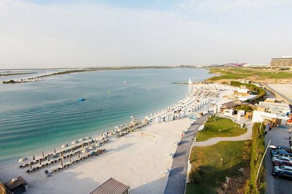 جزر ابوظبي السياحية