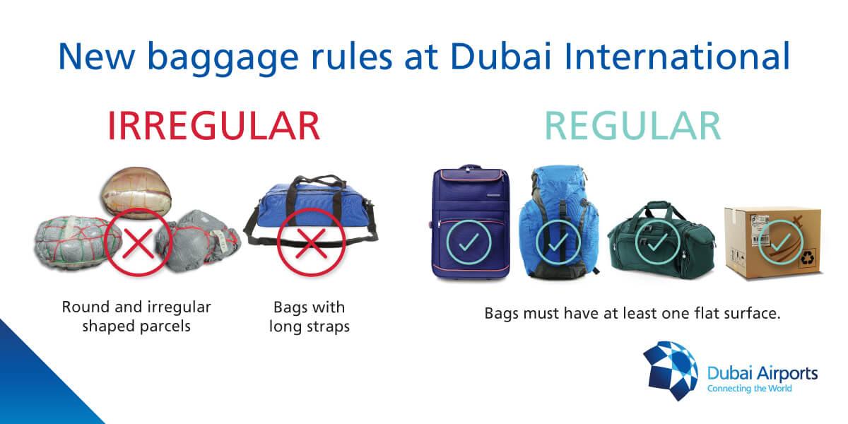 مطار دبي الدولي المغادرون
