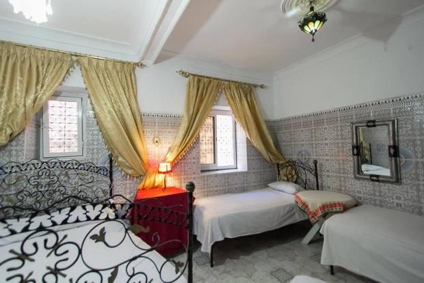 فنادق فاس الرخيصة بالمغرب