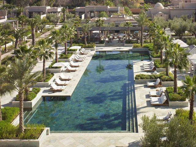 فندق فورسيزونز مراكش