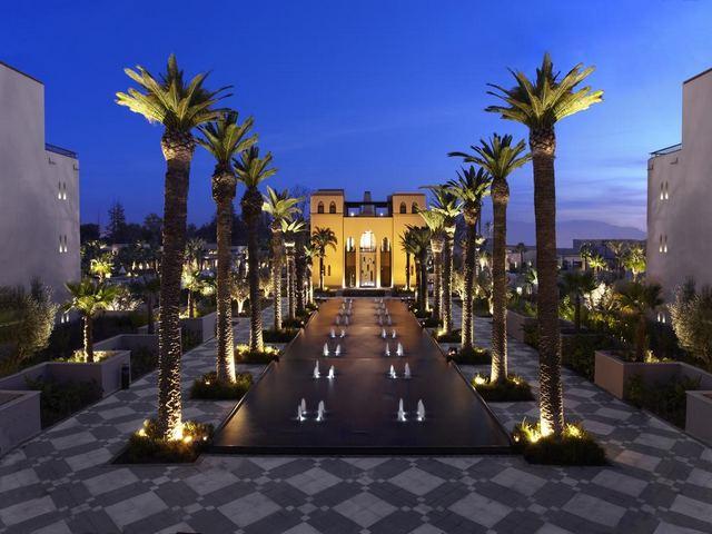 فندق الفور سيزون مراكش