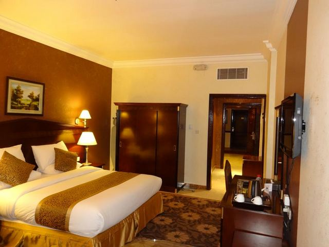 فندق السحاب بخميس مشيط