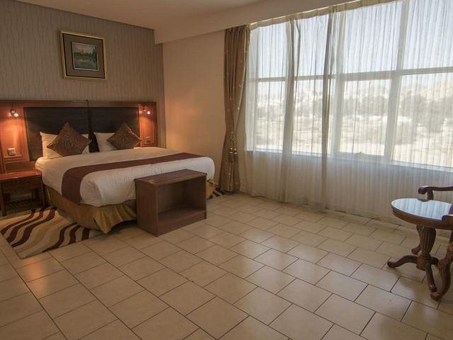 فندق سديم في مدينة الطائف