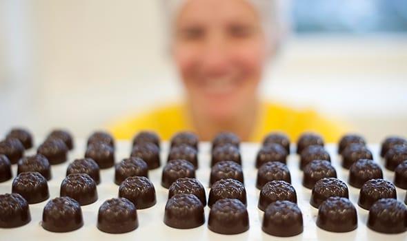 مصنع الشوكولاته اوردو