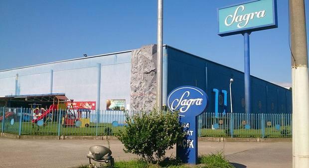مصنع الشيكولاتة اوردو