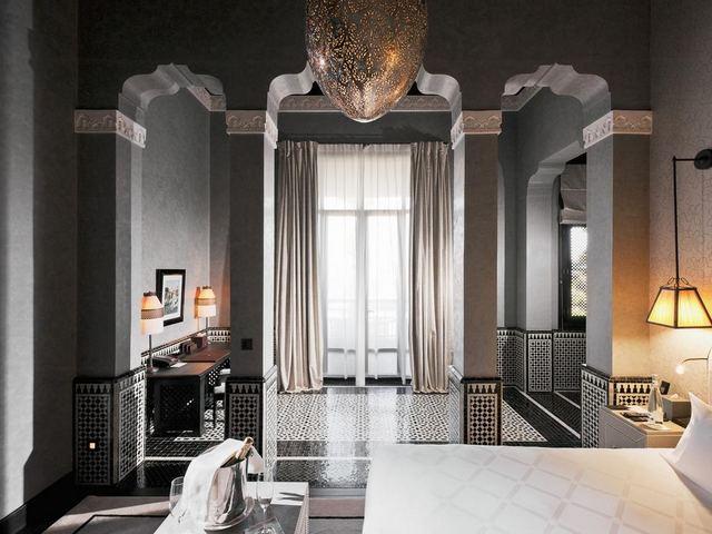 فندق سليمان بمراكش