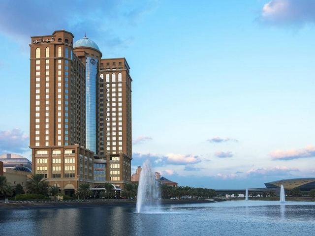 فندق شيراتون دبي مول الامارات