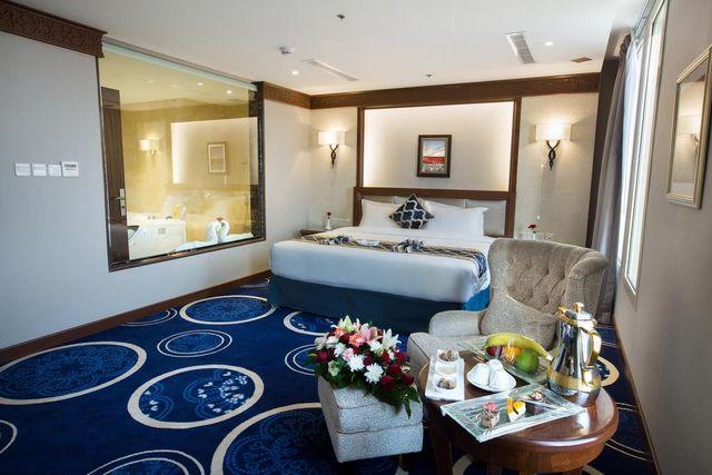 فندق سويس إن تبوك من افضل فنادق في تبوك