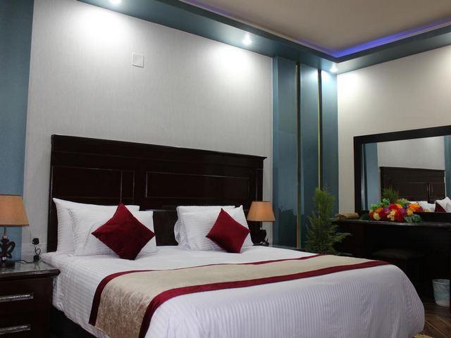 فندق رمادا في تبوك