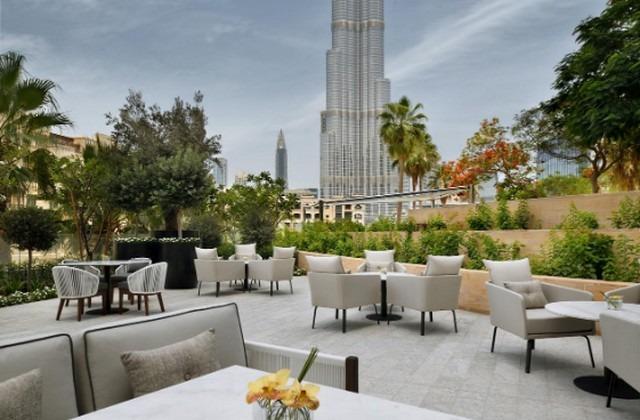 فندق ادرس داون تاون دبي