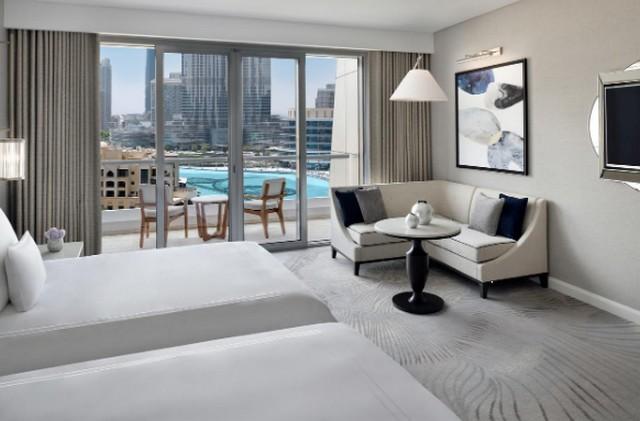 فندق ادرس دبي