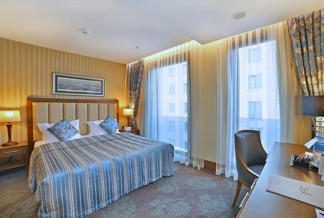 موقع فندق اديلمار اسطنبول
