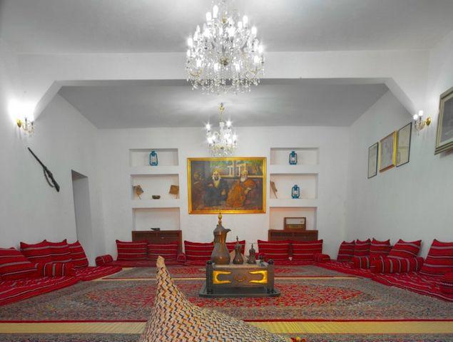 متحف قصر العين في الامارات