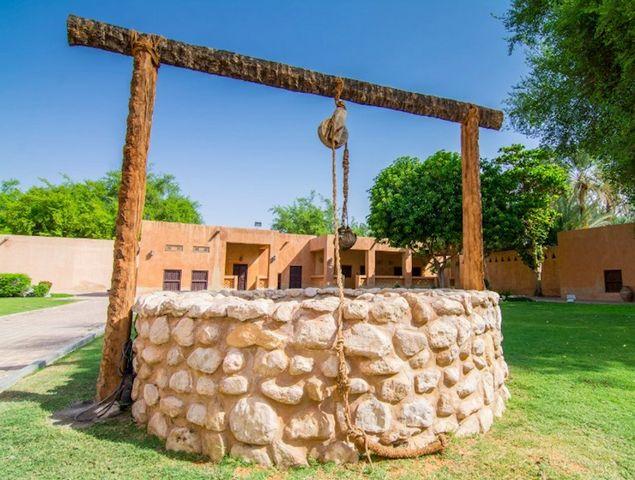 متحف قصر العين بالإمارات