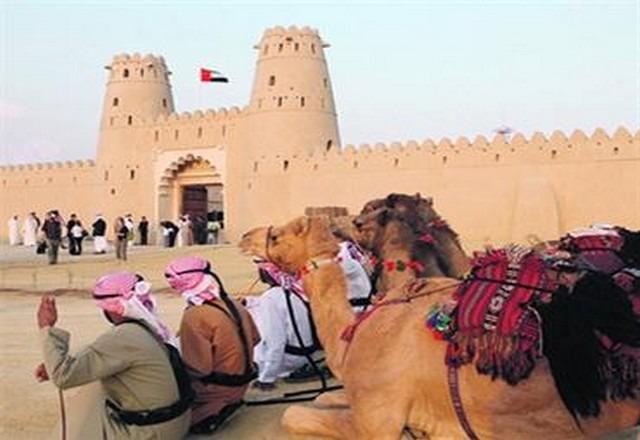 قلعة الحاهلي العين الامارات