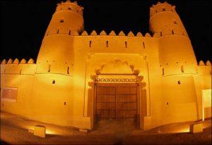 قلعة الحاهلي بالامارات